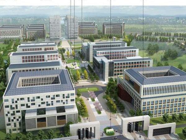 地质大学新校区