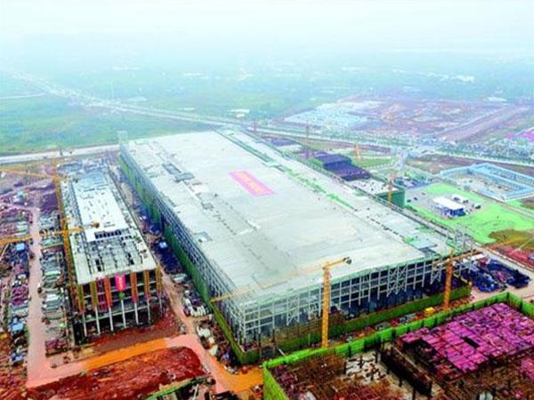国家存储器基地项目一期工程